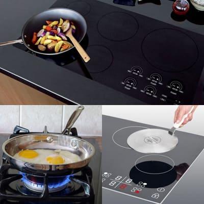 Газовая, варочная панель или индукционная: какую плиту выбрать?